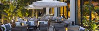 Patio et Bar lounge Le Cinq Codet