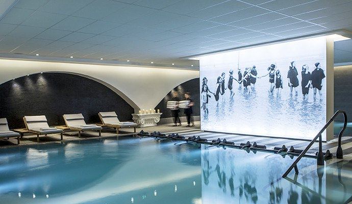 Cures Marines Thalasso Therapy